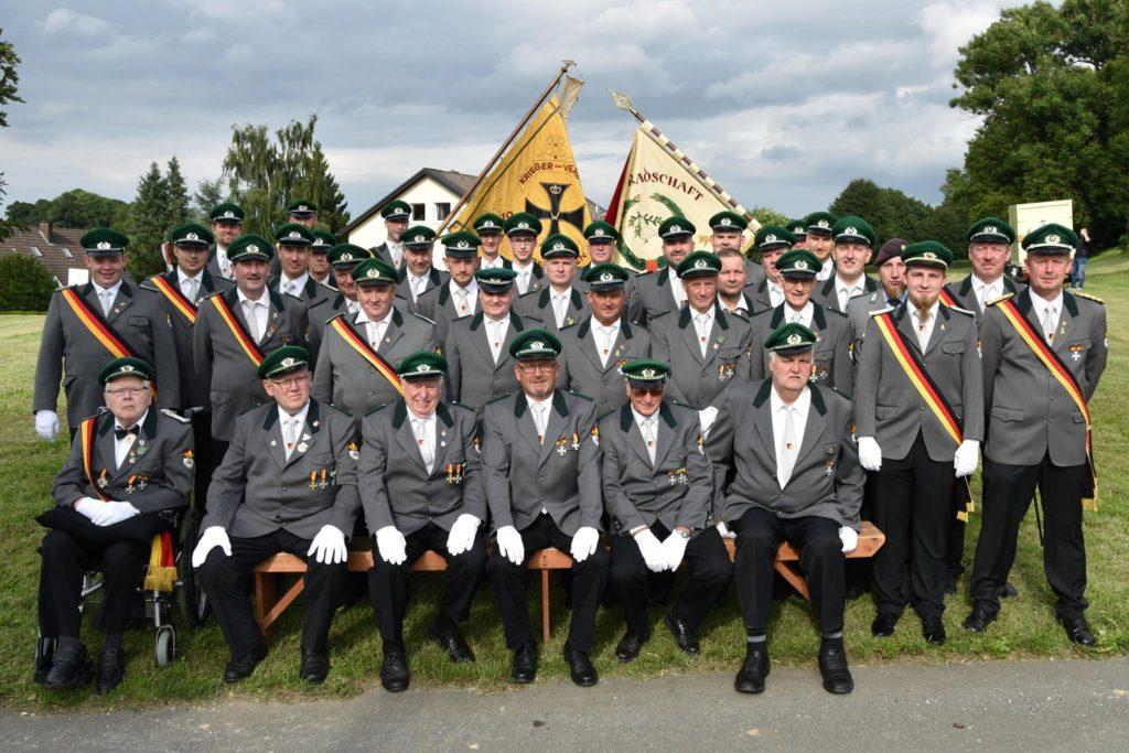 Kameradschaftsverein Iggenhausen - Gruppenfoto